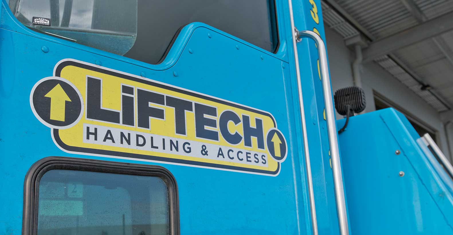 Specialised equipment by Liftech