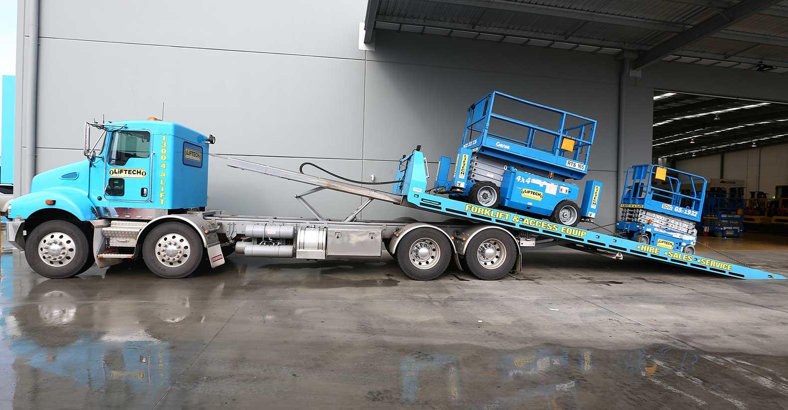 Diesel Forklifts Rental Melbourne