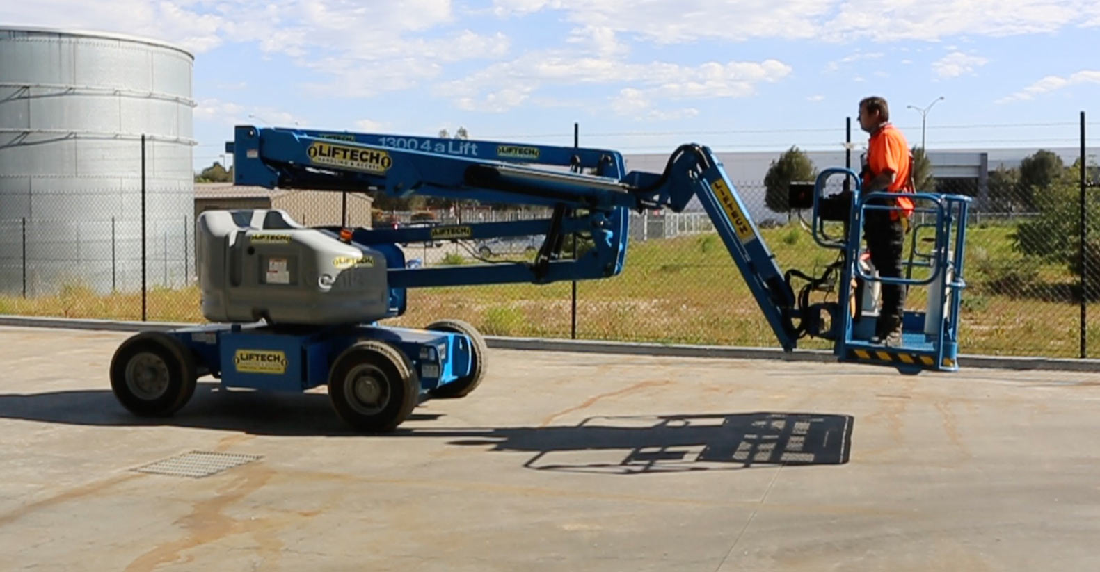 Boom Lift Training in Melbourne