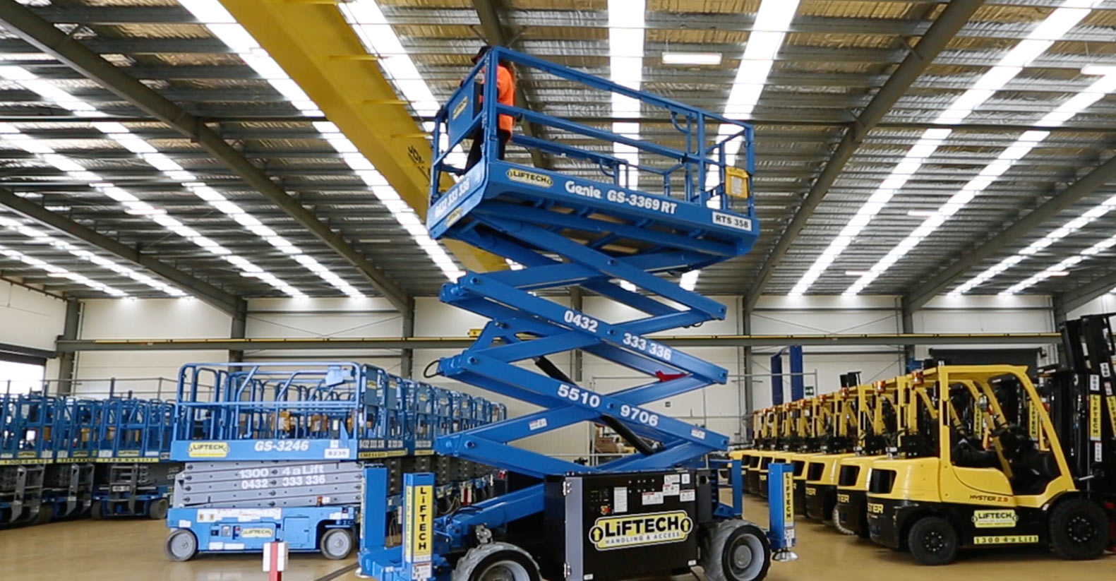 Scissor Lift training in melbourne