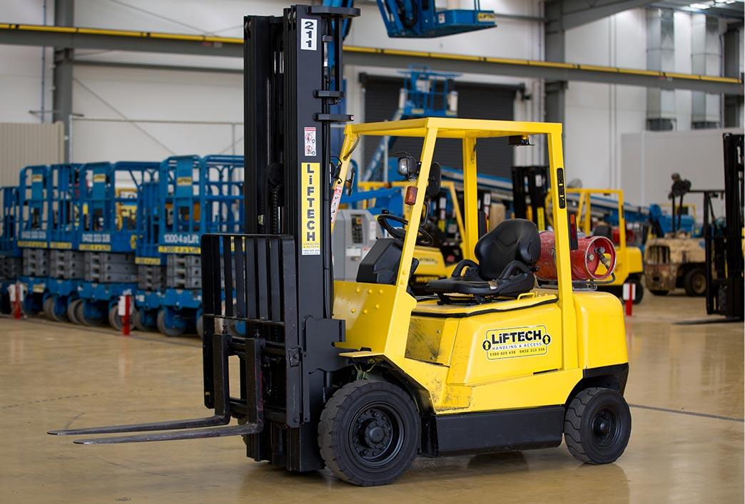 LPG Forklifts Melbourne
