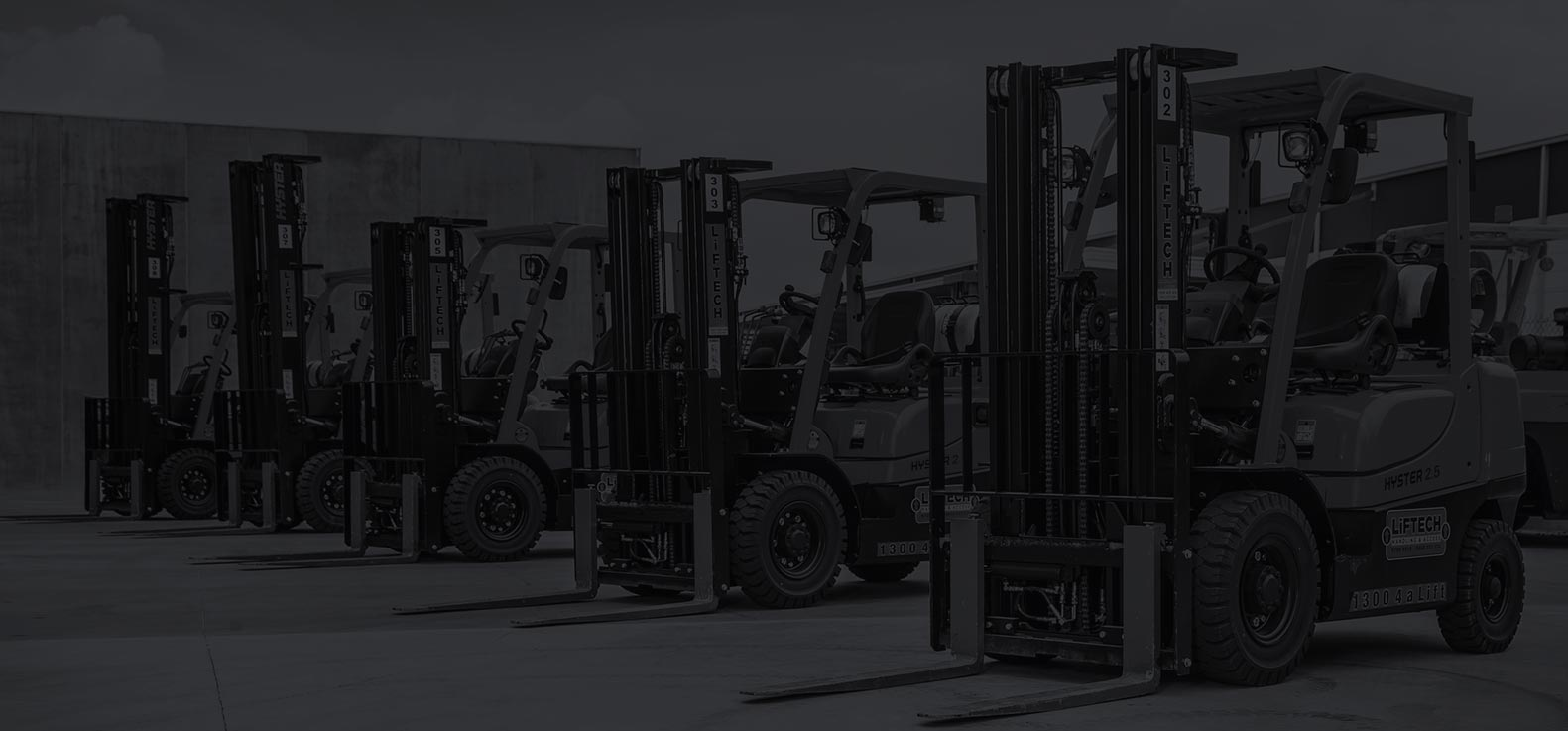 Forklift - Access Equipment Hire