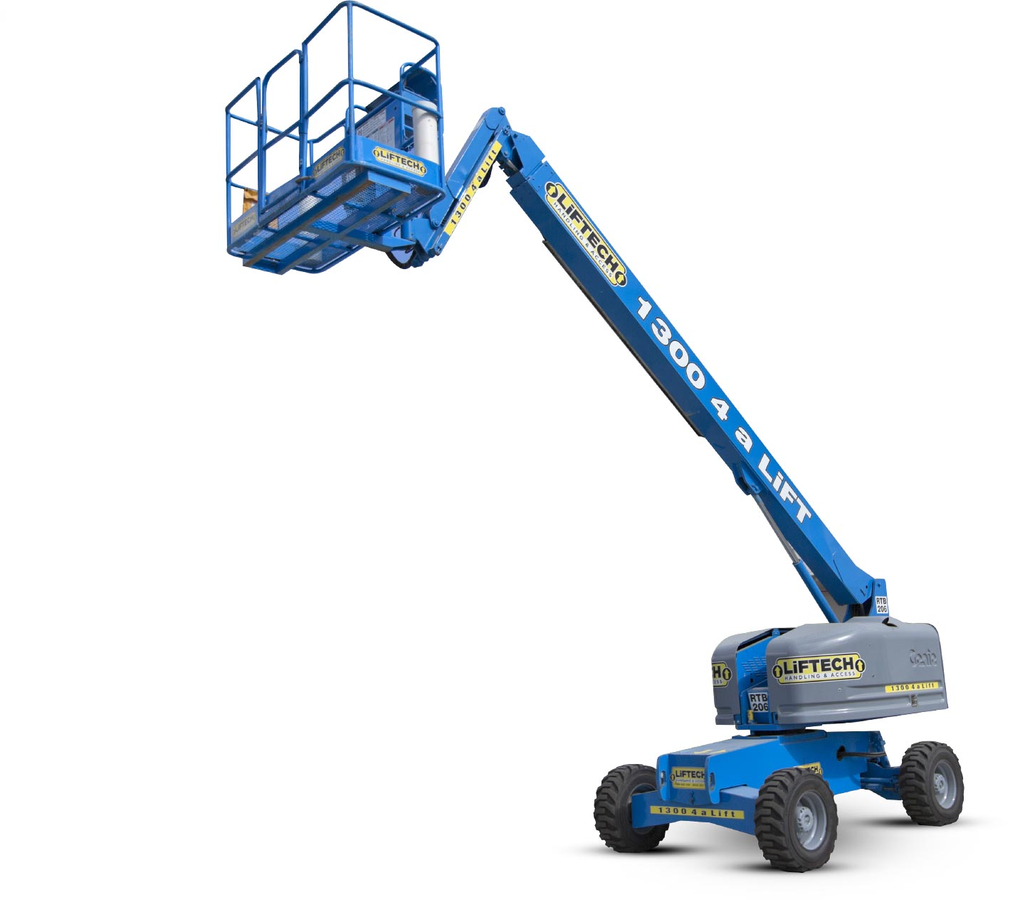 Straight Boom - Access Equipment Rental in Melbourne