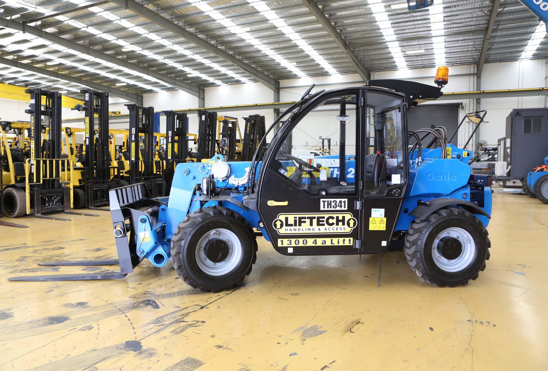 2.5 Tonne Telehandler Forklift