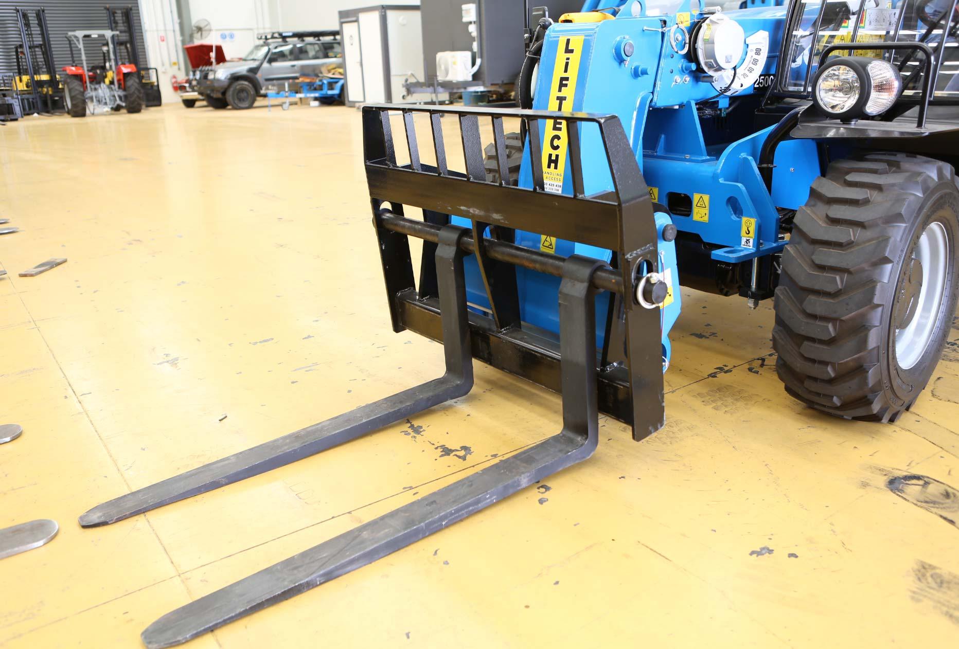 2.5 Tonne Telehandler Diesel Forklift