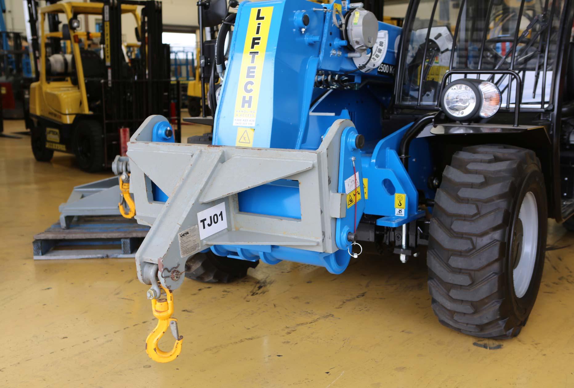 2.5 Tonne Telehandler Forklift's Attachment