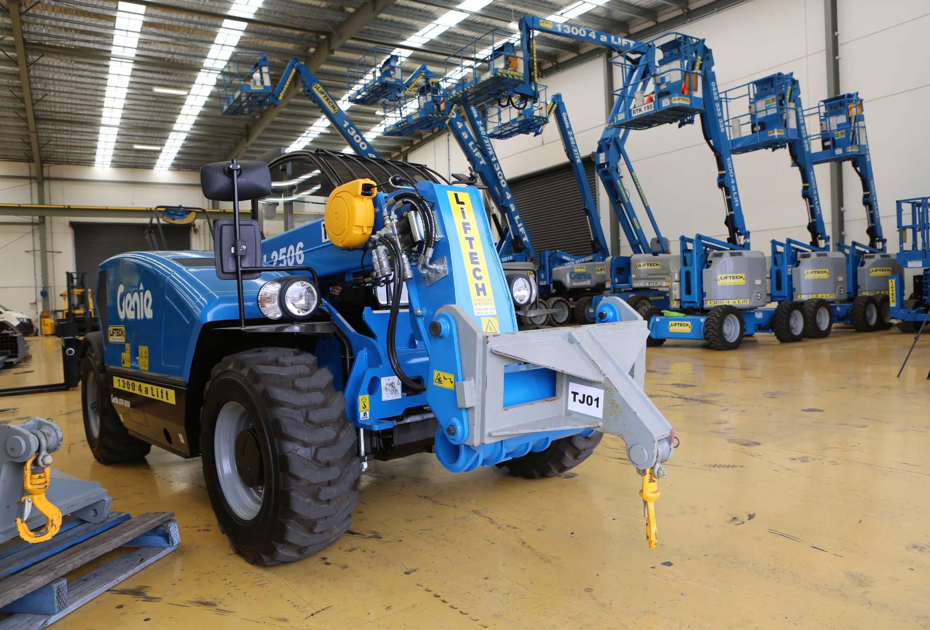 2.5 Tonne Telehandler Forklift Attachment