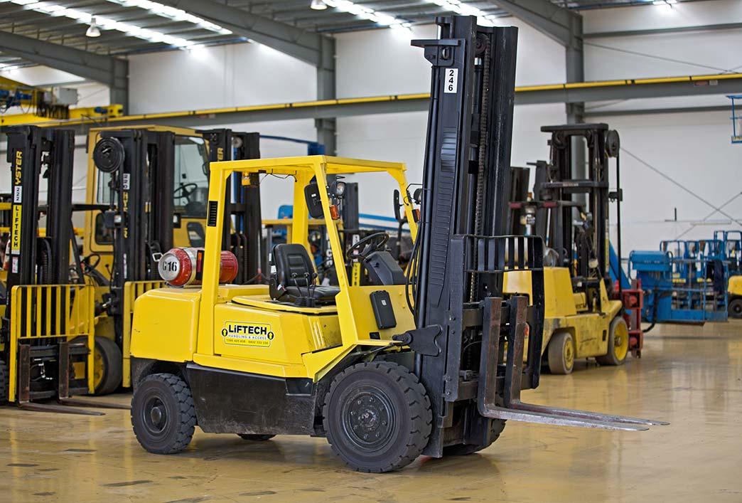 4 Tonne LPG Forklift Hire Melbourne