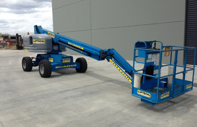 hire used access equipment