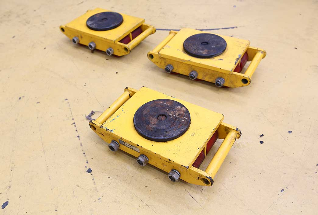 Machinery Skates