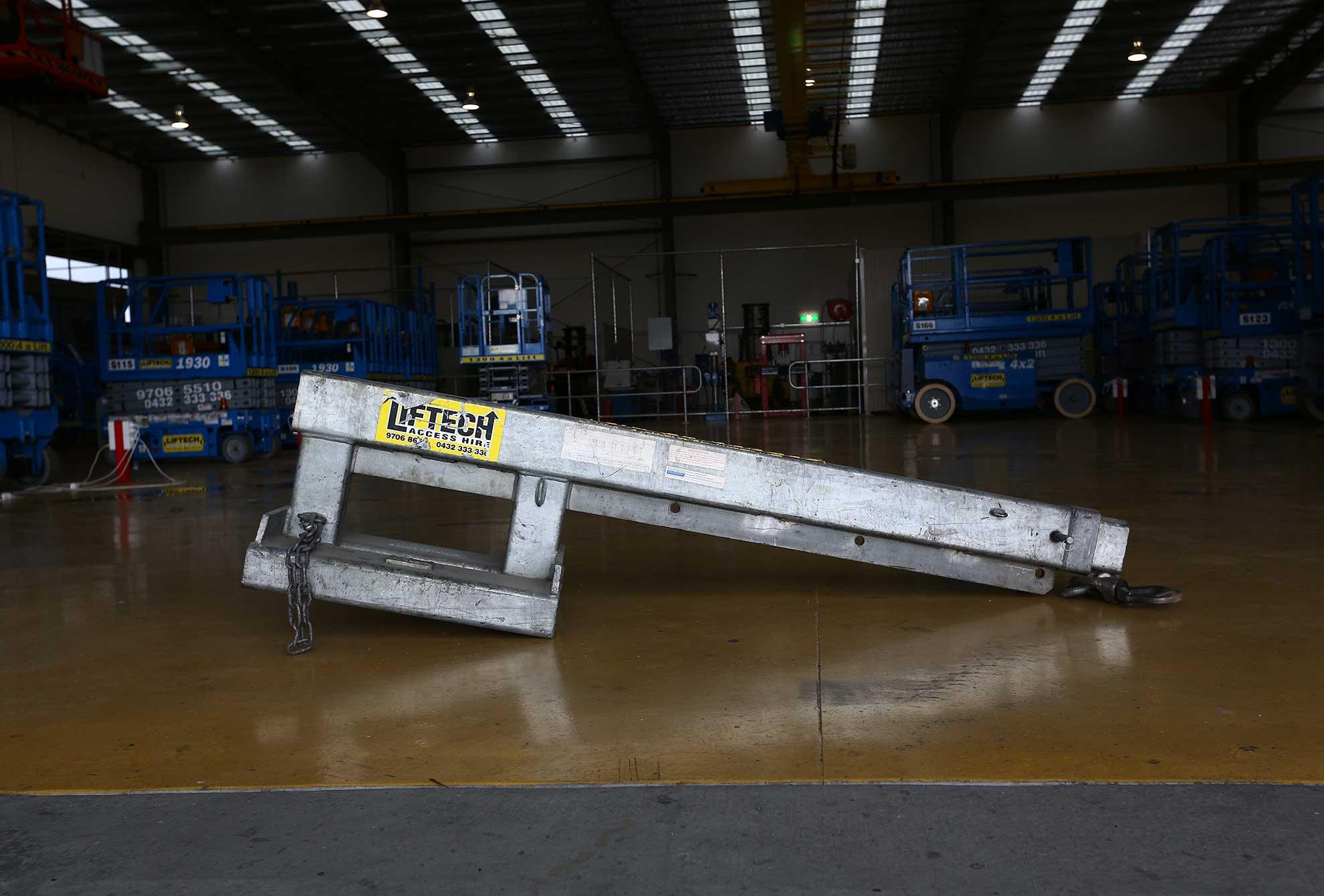 4 Tonne Forklift Crane Melbourne