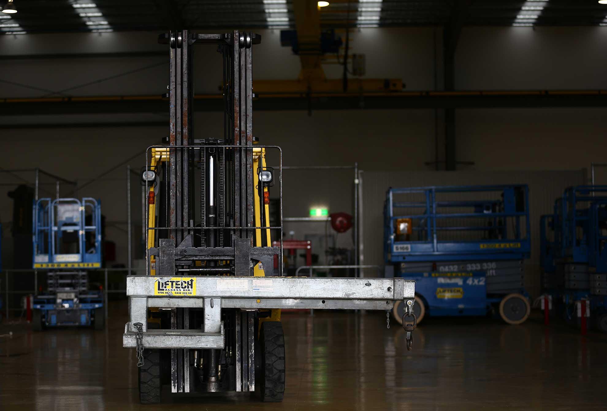 Crane jib 4 Tonne Forklift