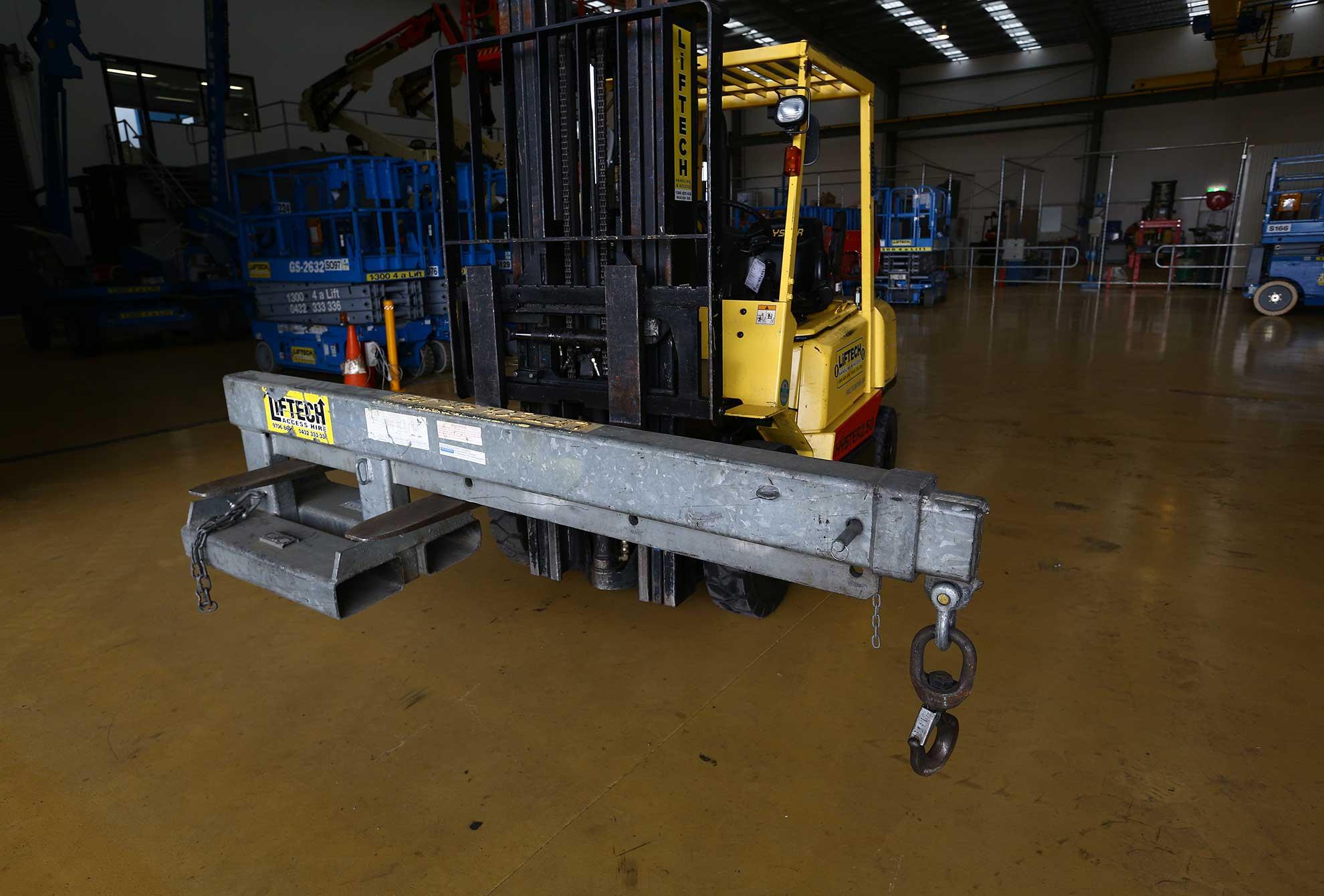 Forklift Crane jib