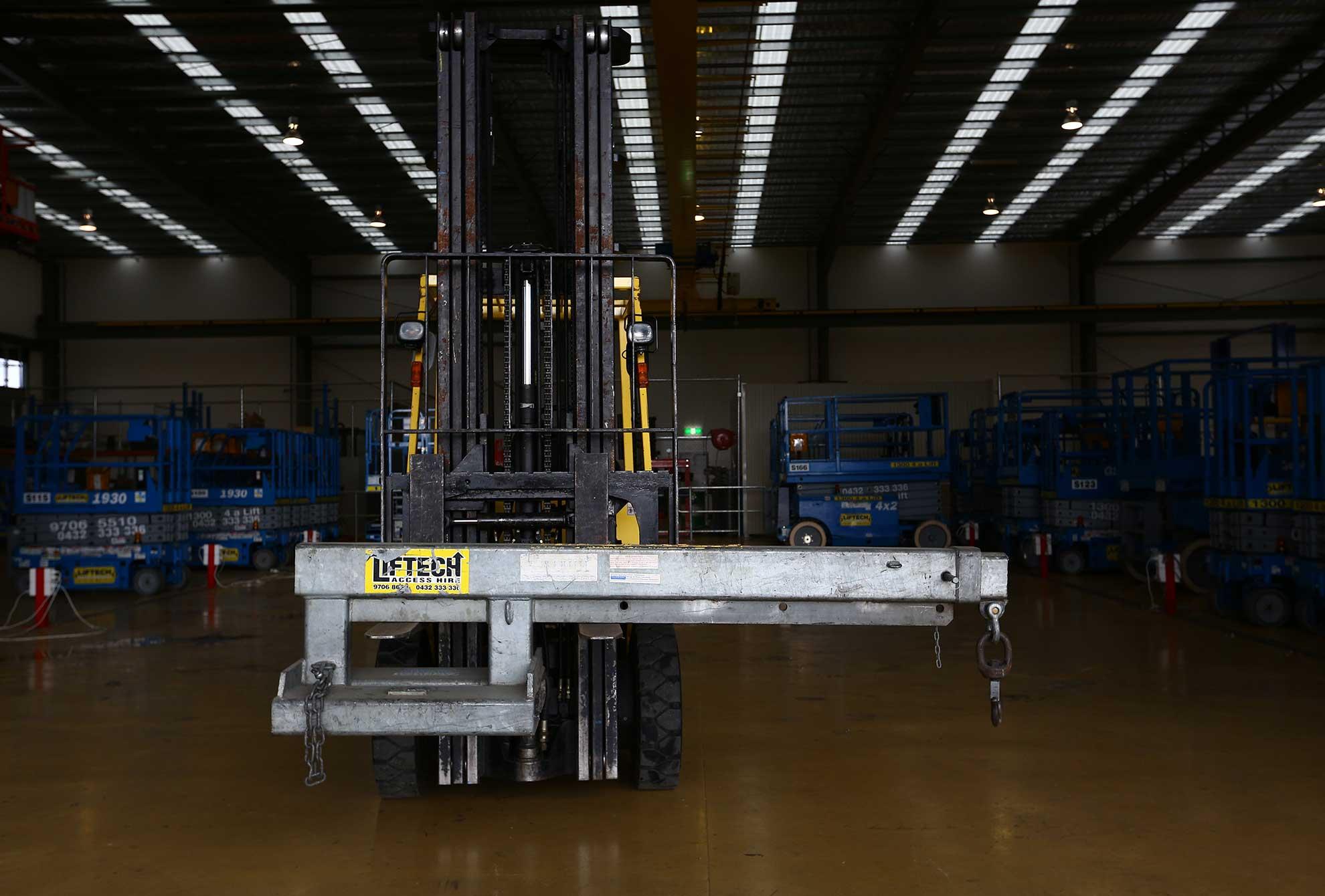 Crane jib 4 tonne