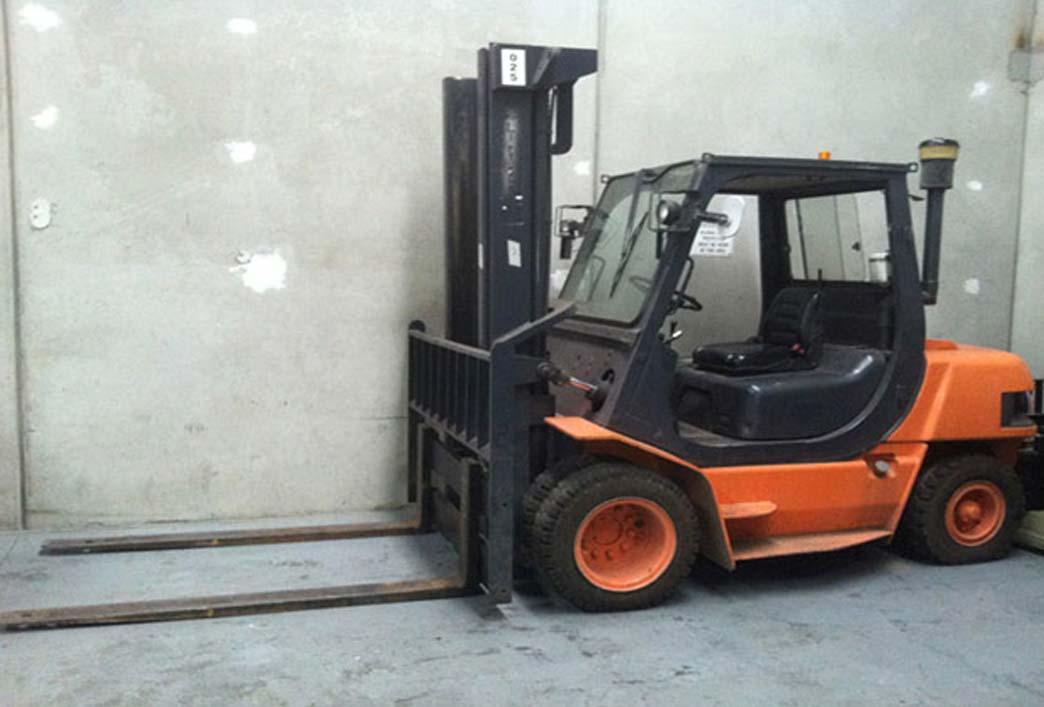 4 Tonne Diesel Forklift For Hire in Melbourne