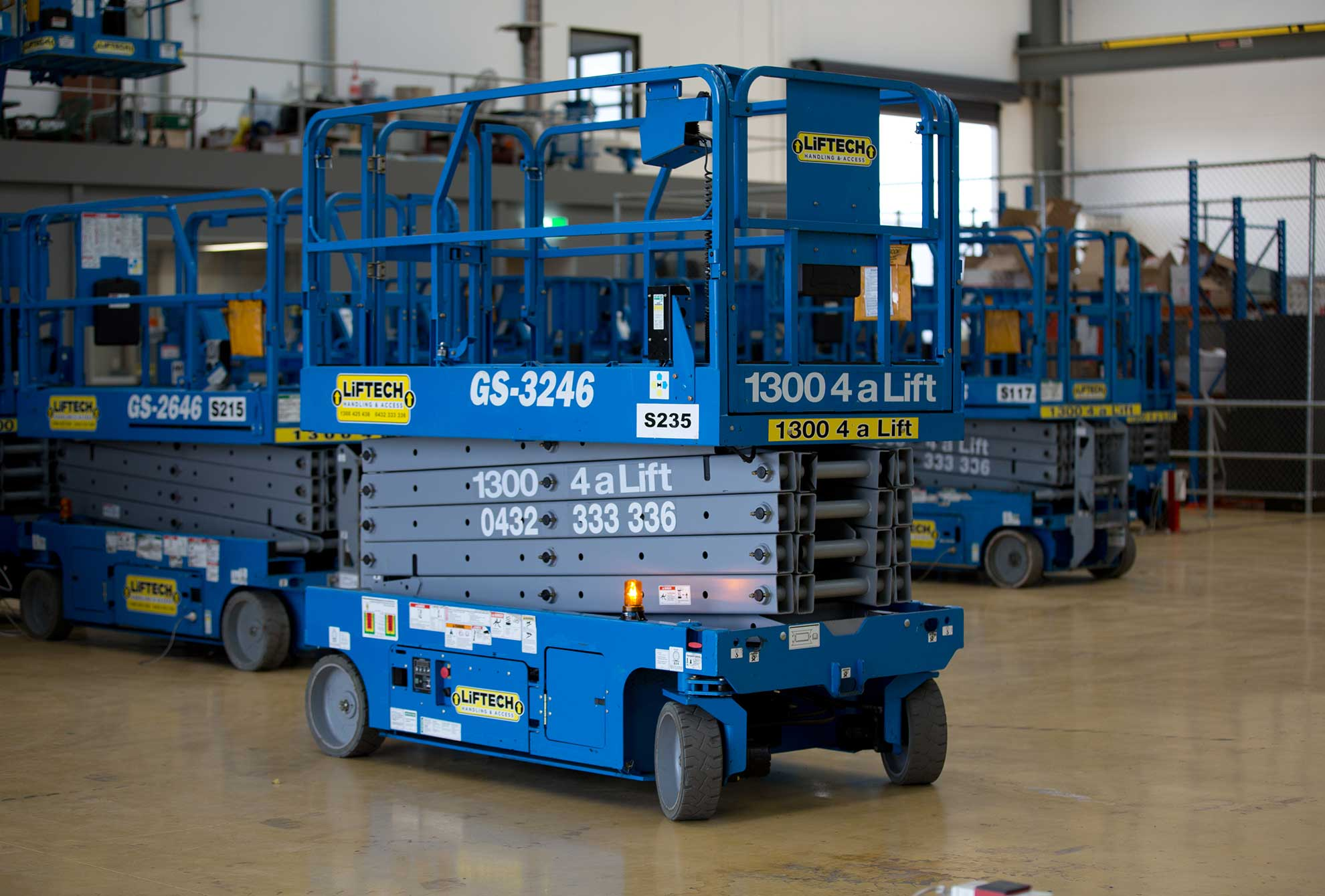 hire 3246e scissor lift