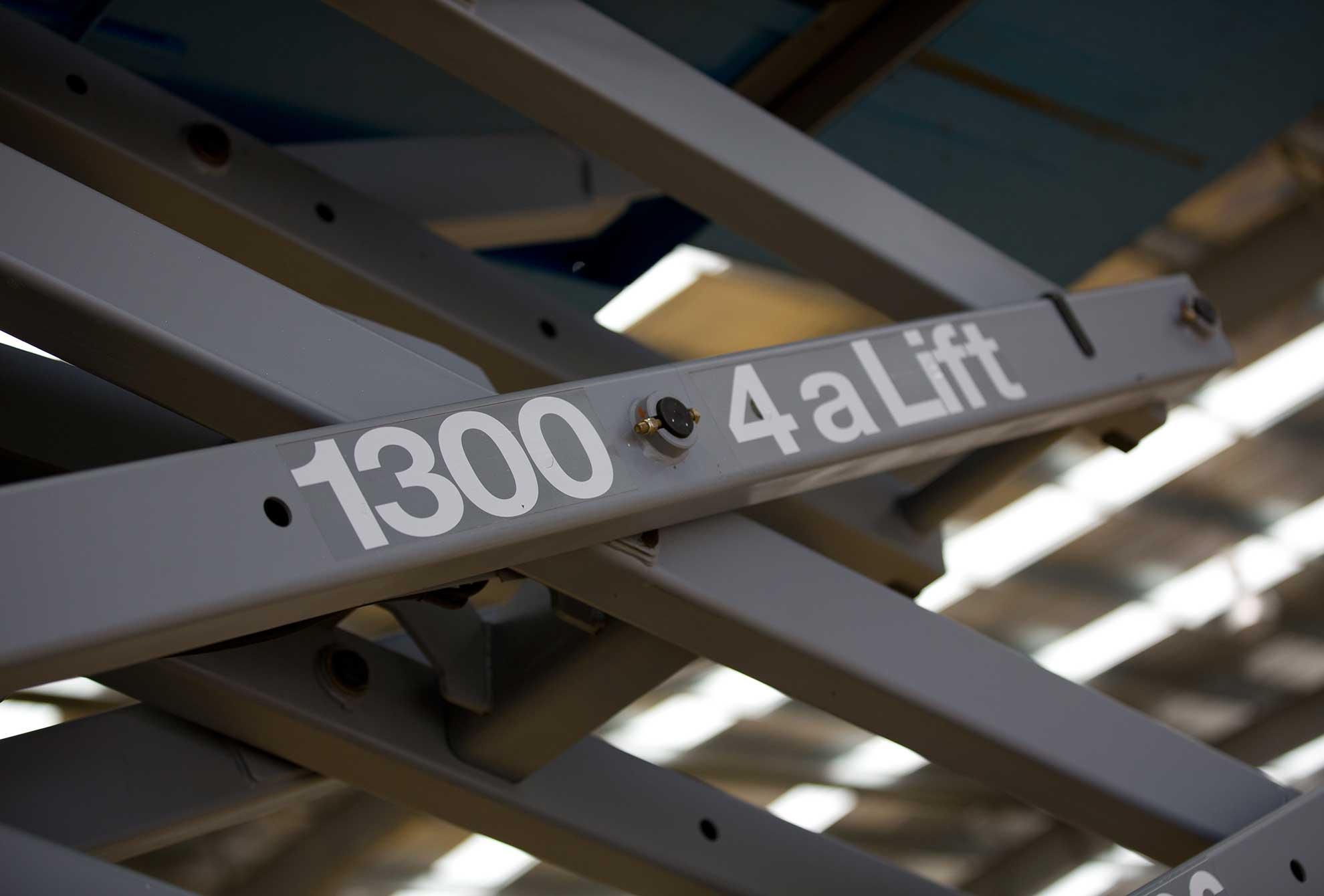 1300 4a Scissor Lift