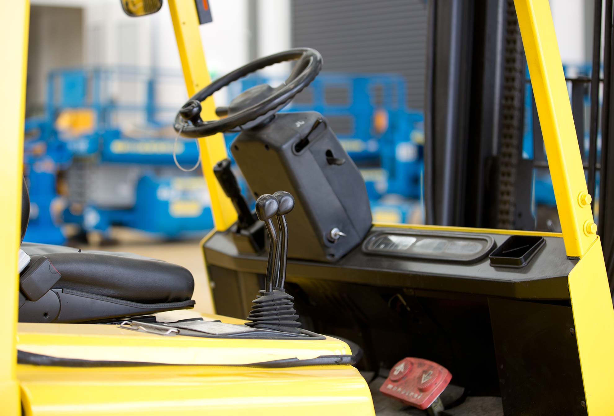 4.0 L.P.G Auto Transmission Forklift