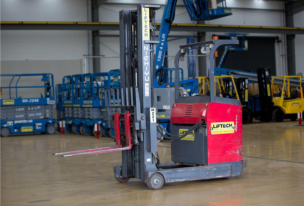 1.2 Tonne Warehouse Electric Forklift Hire and Rental
